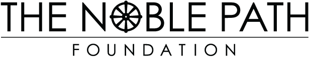 The Noble Path Foundation Retina Logo